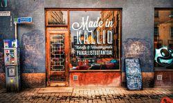 "Kultig. Viele  Läden in Kallio verkaufen ""Slow products"" – made in Kallio. / Bild: (c) Helsinkidesignweek"