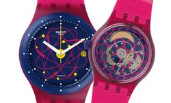 """Sistem Pink"". / Bild: (c) Swatch Ltd."