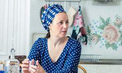 Modeschöpferin Susanne Bisovsky liebt den Blick auf Geschichte. / Bild: (c) Valerie Voithofer
