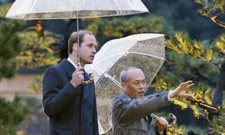 Prinz William und Yoichi Masuzoe  / Bild: Reuters