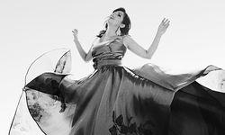"""Diva assoluta. Anna Netrebko singt die Leonore im neuen """"Troubadour"""" in der Staatsoper. / Bild: (c) Kirk Edwards"""