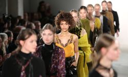 Berlin Dorothee Schumacher at the Fashion Week Dorothee Schumacher showcases its latest Autumn Wint / Bild: (c) imago/Pacific Press Agency (imago stock&people)