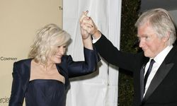 Glenn Close und David Shaw / Bild: Reuters