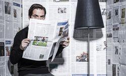 Gegen schlechte Küche. Rainer Nowak lebte als Kritiker aus, was er aus der Innenpolitik kannte: austeilen.  / Bild: (c) Stefan Gergely für Falstaff Magazin