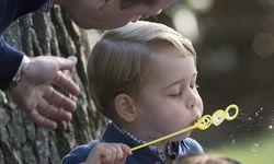 Archivbild: Prinz George im vergangenen September / Bild: REUTERS