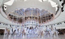 Show-Inszenierung, Louis Vuitton für FS2012 /