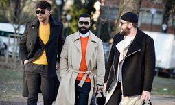 March 4 2015 Milan ITALY STREETSTYLE STREETSTYLE MILAN FASHION WEEK 2015 READY TO WEAR RTW F / Bild: (c) imago/ZUMA Press (imago stock&people)