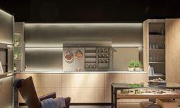Wohnlich. Bei Bulthaup hat die Küche edlen Lounge-Charakter. / Bild: (c) beigestellt