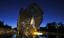 Fondation Louis Vuitton  / Bild: (c) REUTERS (BENOIT TESSIER)