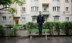 Fabian Burstein / Bild: (c) Die Presse (Clemens Fabry)
