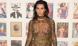 American reality television personality Kim Kardashian attends the Vogue 100 Gala Dinner at Kensingt / Bild: (c) imago/UPI Photo (imago stock&people)
