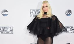 US-ENTERTAINMENT-AMERICAN MUSIC AWARDS-ARRIVALS / Bild: (c) APA/AFP/VALERIE MACON (VALERIE MACON)