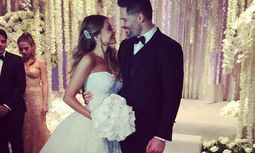 Sofia Vergara und Joe Manganiello / Bild: Instagram (Sofia Vergara)