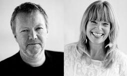 Eingespielt. Kjetil Thorsen gehört zu den Snøhetta-Gründern, Astrid Van Veer arbeitet seit 2001 für das Büro. / Bild: (c) Beigestellt