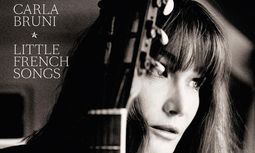 Carla Bruni: Litte French Songs / Bild: Universal Music