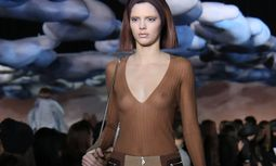Feb 13 2014 New York New York U S Kendall Jenner walks in the Marc Jacobs Fall 2014 Fashion / Bild: (c) imago/ZUMA Press (imago stock&people)