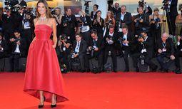 foto IPP Gianluca Rona Venezia 27 08 2014 festival Internazionale del cinema red carpet inaugurale n / Bild: (c) imago/Independent Photo Agency (imago stock&people)