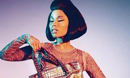 Nicki Minaj macht als Model eine gute Figur.  / Bild: Instagram/@roberto_cavalli