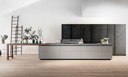 """Ortsverbunden. """"Genius Loci"""" vom Hersteller Valcucine verbirgt auch ein paar Gestaltungsgeheimnisse.  / Bild: (c) Beigestellt"""