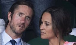 Pippa Middleton und James Matthews / Bild: imago/i Images
