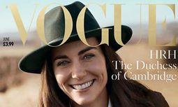 Herzogin Kate / Bild: Vogue