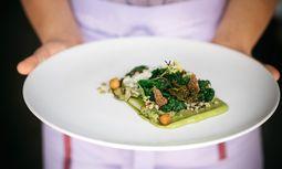 Spitzenidee: Wilder Brokkoli, Molke, Quinoa. / Bild: (c) Beigestellt