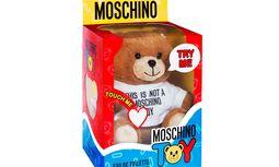 """Frohsinnig. """"Toy"""" von Moschino, um 98 Euro via www.moschino.it. / Bild: (c) Beigestellt"""