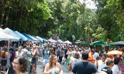 Aromas  Amazônicos  genießen die  Paraenser beim Festival Ver-o-Peso. / Bild: (c) Ver-o-Peso