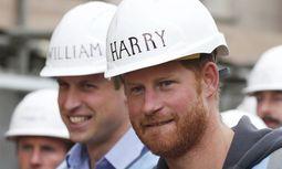 Prinz William und Prinz Harry / Bild: REUTERS