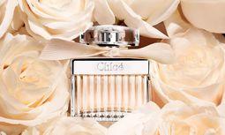 """Herzhaft. Mit Verbena entfaltet sich eine zitronige Rose in """"Fleur de Parfum"""" von Chloé (50 ml um 82 €). / Bild: (c) Beigestellt"""