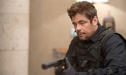 Benicio del Toro. / Bild: (c) Constantin Film