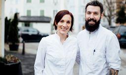 Team. Anita und Martin Kilga lernten sich im Tantris kennen. Heuer haben sie das Paradoxon übernommen. / Bild: (c) Beigestellt