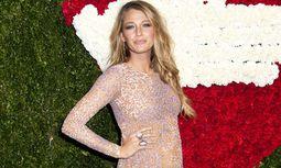 Blake Lively bei der Ankunft zu den God Love We Deliver Golden Heart Awards am 16 10 2014 in New Yo