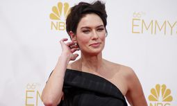 Actress Lena Headey from the HBO drama series ´Game of Thrones´ arrives at the 66th Primetime Emmy Awards in Los Angeles / Bild: (c) REUTERS (LUCY NICHOLSON)