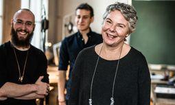Tobias Gutlederer, Philipp Missaghi und Susanne Hammer.  / Bild: (c) Christine Pichler
