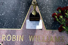 USA ROBIN WILLIAMS DEAD