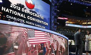 Parteitag der US-Demokraten / Bild: REUTERS