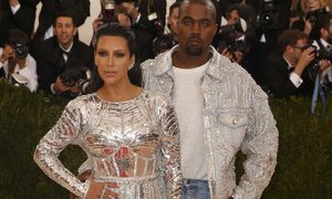 Musician Kanye West and wife Kim Kardashian arrive at the Met Gala in New York / Bild: (c) REUTERS (LUCAS JACKSON)