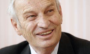 Heinz Oberhummer (1941–2015). / Bild: (c) APA/GEORG HOCHMUTH (GEORG HOCHMUTH)