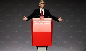 Kanzler Faymann. / Bild: (c) Reuters (Heinz-Peter Bader)