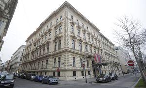 Die Wohnung befindet sich im ehemaligen Radisson-Hotel. / Bild: APA