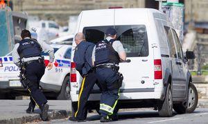 Terror-Alarm in der kanadischen Hauptstadt Ottawa. / Bild: (c) EPA (CHRIS ROUSSAKIS)