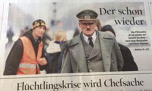 Bild: (c) Screenshot Twitter Tagesspiegel