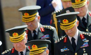 Symbolbild: Türkische Generäle. / Bild: (c) Reuters (Umit Bektas)