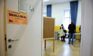 Archivbild: Wahllokal am Sonntag / Bild: Die Presse