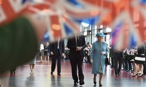 Queen Elizabeth II. / Bild: REUTERS