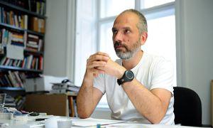 Harald Gründl / Bild: (c) Die Presse (Clemens Fabry)