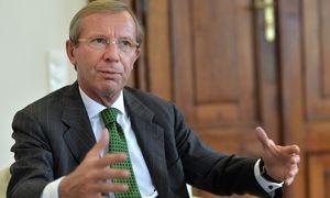 Salzburgs Landeschef, Wilfried Haslauer (ÖVP), drängt nicht wirklich bei der Modellregion. / Bild: (c) APA