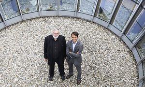Franz Fischler und Philippe Narval / Bild: (c) Katharina Roßboth