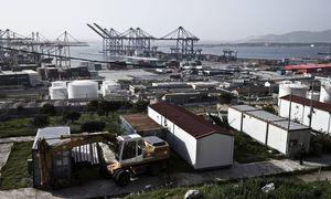 In chinesischen Händen - Athens Hafen Piräus. / Bild: imago/Invision